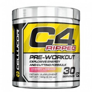 C4 Ripped - 30 Porções - Cellucor