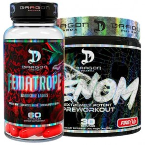 Combo: Fematrope + Venom - Dragon Pharma