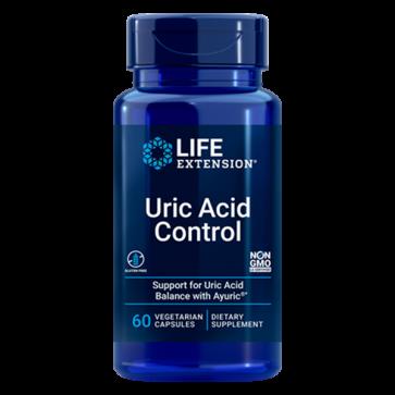 Uric Acid Control (60 cápsulas) - Life Extension Life Extension