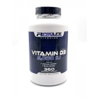 Vitamina D3 5.000 360 veg caps PLV Proline