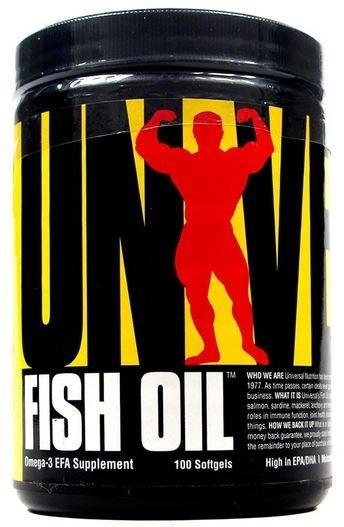 Fish Oil - Omega 3 - Universal
