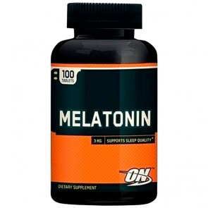 MELATONINA 3mg - Optimum Nutrition (100 cápsulas)
