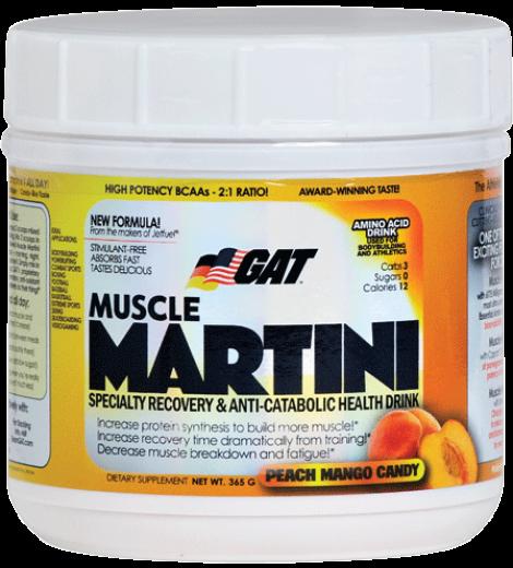 Muscle Martini GAT