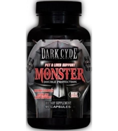 Monster ( TPC e Fígado) (90 cápsulas) - Dark Cyde