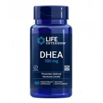 DHEA 100mg (60 cápsulas) - Life Extension