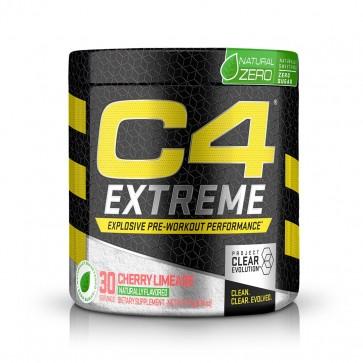 C4 Extreme Natural Zero (30 doses) - Cellucor Cellucor
