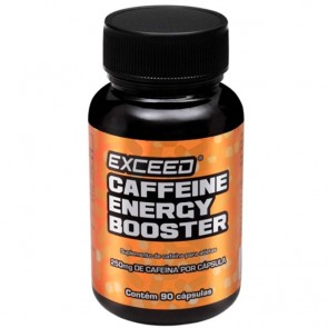 Exceed Caffeine EnergyBooster (90 cápsulas) - Advanced Nutrition