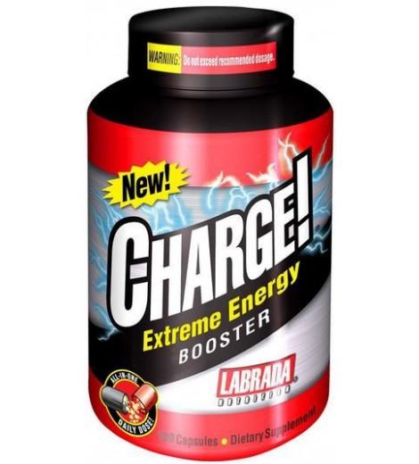 Charge! (120 cápsulas) - Labrada