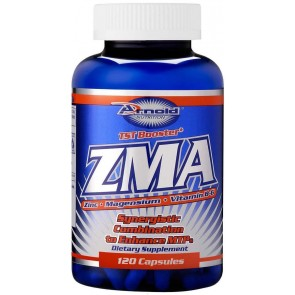 ZMA (120 cápsulas) - Arnold Nutrition