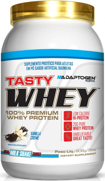 Tasty Whey (908g) - Adaptogen