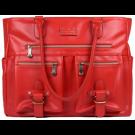 Expert Renee Tote [Vermelha] (4 compartimentos) - Six Pack Fitness