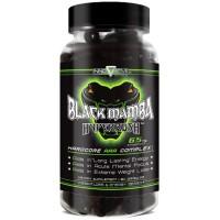 BLACK MAMBA HYPERRUSH - Innovative Labs (90 cápsulas)