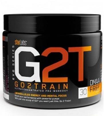 G2T - Go 2 Train - Starlabs