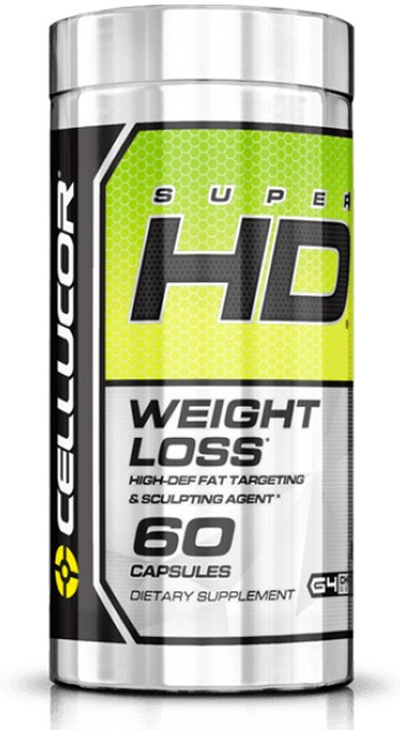 Super HD - Cellucor - 60 cápsulas