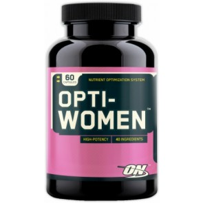 Opti-Women (60 cápsulas) - Optimum Nutrition