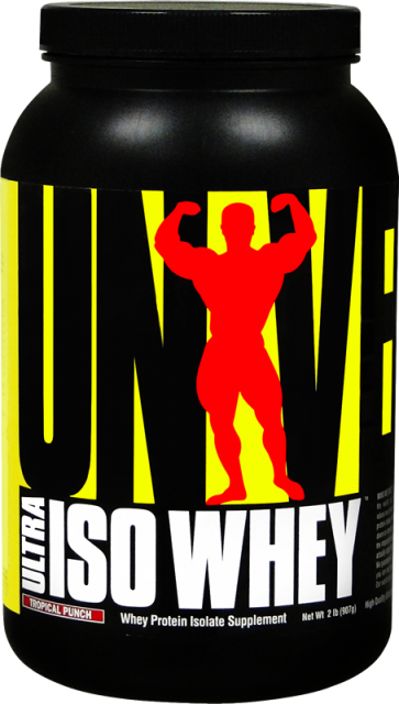 Ultra Whey Iso Universal