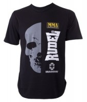 Camiseta Skull Preta