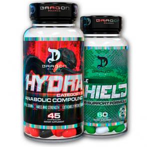 Combo: Hydra + Cycle Shield - Dragon Pharma