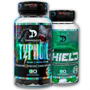 Combo: Typhon + Cycle Shield - Dragon Pharma