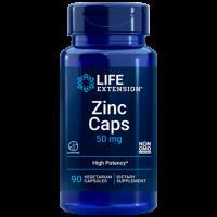 ZINCO 50mg 90 veg caps LIFE Extension