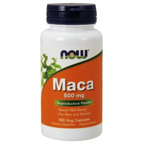 MACA - 100 cápsulas - Now Foods