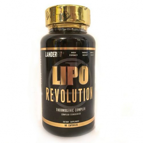 Lipo Revolution c/ Dmaa (60 caps) - Landerfit