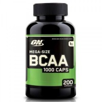 BCAA 1000 - Optimum Nutrition (200 cápsulas)