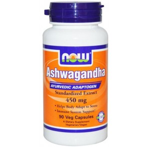 Ashwagandha 450mg - Now Foods
