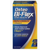 OSTEO BI-FLEX (80 cápsulas)