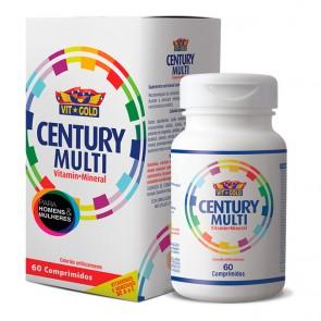 Century Multi vitamin-Mineral (60 comprimidos) - VitGold