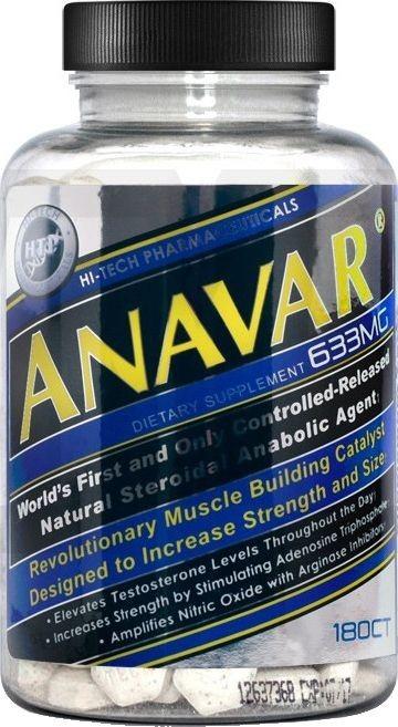 Anavar - Hi-Tech