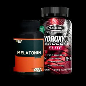 MELATONINA + HYDROXYCUT HC ELITE