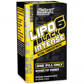 LIPO 6 BLACK INTENSE ULTRA CONCENTRADO
