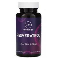 Resveratrol 100mg (60 cápsulas) - MRM