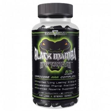 Black Mamba Hyperrush Innovative Labs (90 cápsulas)