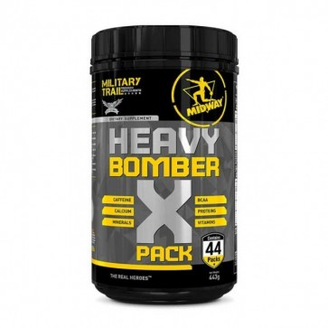 Heavy Bomber X Pack - 44 Packs - Midway Midway