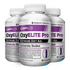 COMBO 3 UNIDADES - Oxyelite Pro Usp Labs
