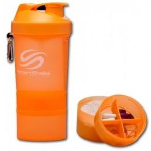 Smart Shake V2 (600ml) - Neon Laranja