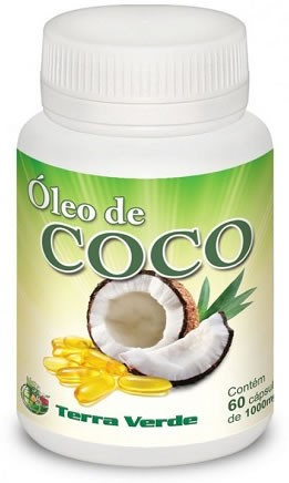 Óleo de Coco - Terra Verde - Power Supplements