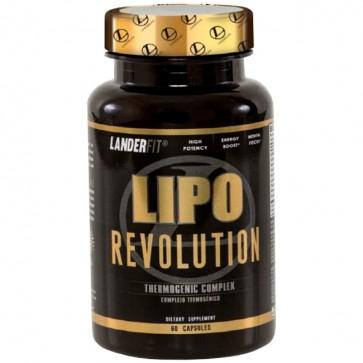 Lipo Revolution (60 caps) - Landerfit