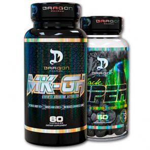 Combo: MK GH + Black Viper - Dragon Pharma