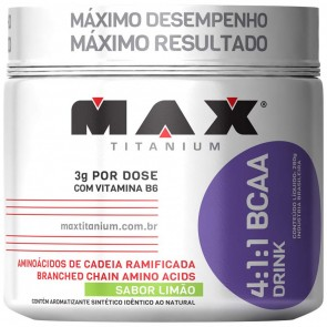 BCAA Drink - Max Titanium