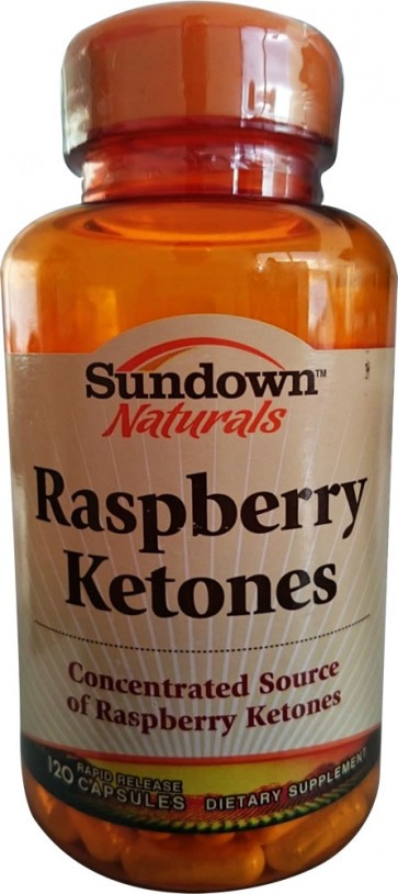 Raspberry Ketones (120 cápsulas) - Now Foods