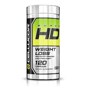 Super HD - Cellucor - 120 Cápsulas