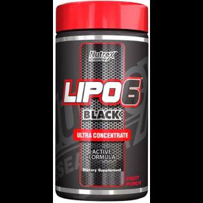 Lipo 6 Black Powder - Nutrex