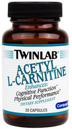 L-Carnitina - Twinlab