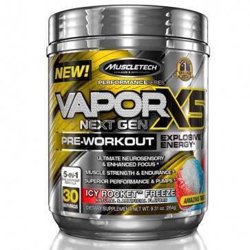 VAPOR X5 NEXT GEN - MuscleTech (30 doses)  Muscletech