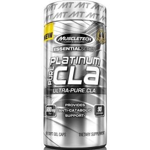 CLA Platinum (90 cápsulas) - Muscletech