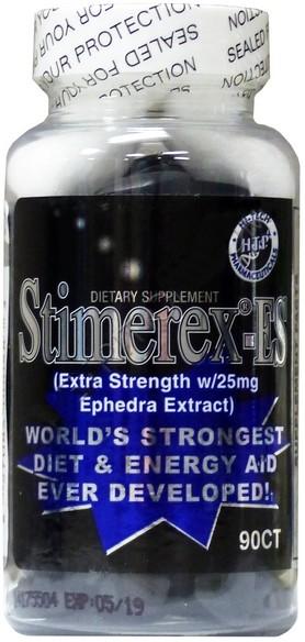 Stimerex-ES (90 cápsulas) - Hi-tech