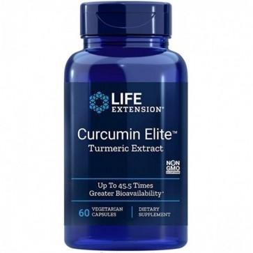 Curcumin Elite Turmeric Extract 60s LIFE Extension